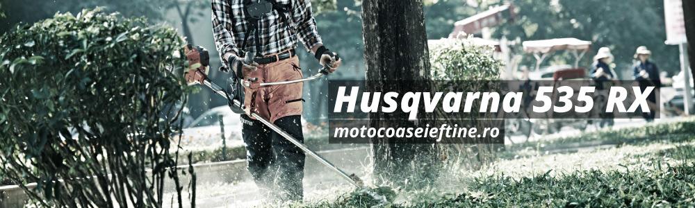 Motocoasa Husqvarna 535 RX